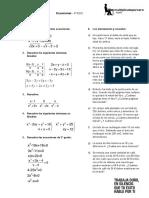 Ecuaciones 4 Eso