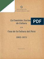Instituto Nacional de Cultura 2001a