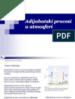 05 Adijabatski procesi - Modeli prognoze zivotne sredine - Agrometeorologija