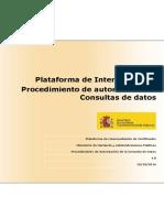 PI Procedimiento Autorizacion Generico Servicio Verificacion Datos 20161019