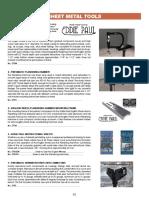 SHEET METAL TOOLS.pdf