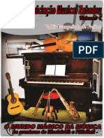 Metodo de Iniciacao Musical Zebedeu Volume 1 16.10.2014