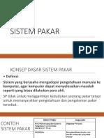 7 Sistem Pakar