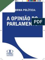 Reforma Política Opinião do Parlamento