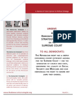 The Democratic Strategist March 2010