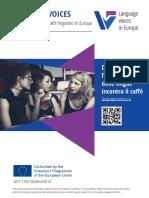 Language Voices Brochure Italian