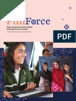 Malala Fund FullForce Report