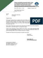 Surat Mohon Prakerin Hotel IKA