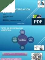 TIPOS DE INVESTIGACION CIENTIFICA ANA ESTRADA 27260014 SECCION 02.pptx
