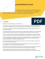 Politica de Responsabilidade Social Petrobras