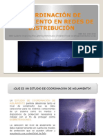270939723 Coordinacion de Aislamiento en Redes de Distribucion