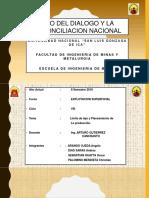 Límite de Tajo y Planeamiento de La Producción (1)