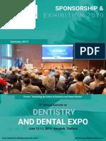 Dentistry 2019 Sponsorship.pdf