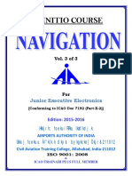 Navigation Vol. 3 of 3