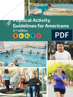 Physical Activity Guidelines 2nd Edition