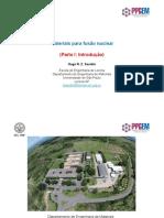 Materiais para fusão nuclear
