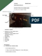 Informe 4 Física 4 Biprisma de Fresnel