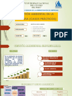 Gestión Ambiental en La Empresa Casos Prácticos Corayma