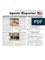 December 12 - 19, 2018  Sports Reporter