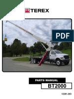 BT2000 Parts
