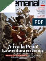 Comic Viva La Pepa