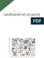 Material Del Profesor Localización en Un Punto