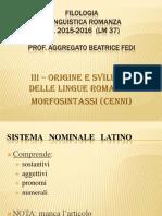 3-_lm_37_morfosintassi_lingue_romanze