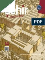 kayseri şehir kültür sanat dergisi sayı 14