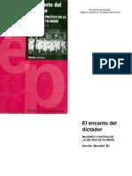 Blondet Encanto Dictador Mujeres Politica Decada Fujimori