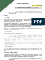 DIREITO ADMINISTRATIVO - RESUMO ANDRÉ