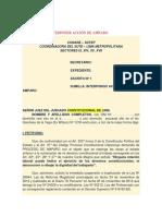 Análisis de La Acción de Amparo Presentado Por Alán García (Original)