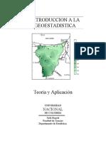 Geoesadistica Minas Unsaac