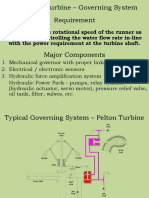 Hyd Turbines Lecture Governing 1