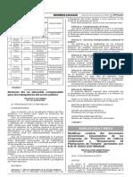 D.S.121-2018-PCM