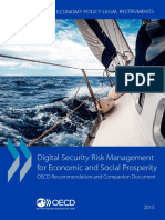 0001 OECD Digital Security Risk Management 2015