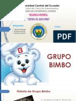 Historia Del Grupo Bimbo