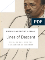 (The W. E. B. Du Bois Lectures) Kwame Anthony Appiah-Lines of Descent_ W. E. B. Du Bois and the Emergence of Identity-Harvard University Press (2014)