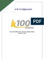K100 v3.0 - Manual de Configuracao