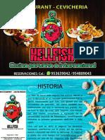 Análisis Hellfish Ronald