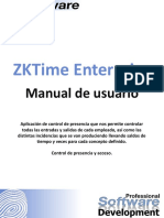 Manual ZKTime Enterprise