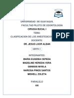 Anestesicos Locales 3