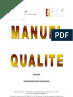 Manuel Qualite Cfaepure