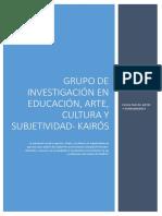 Grupo de Investigación e Innovación