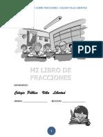 Guía de Trabajo Fracciones Peter Robinson Talavera
