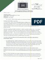 Affidavit Letter Rogatory_March 15, 2018