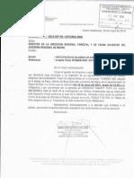 Gregorio Tamayo Tuya- Agraviado solicita a Fiscalía Ambiental constatación fiscal