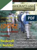 Bushcraft Magazine Volume 2