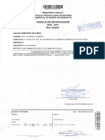 Gilberto Vela Cardenas -Fiscalía Ambiental acumula carpetas de investigación contra Norma Molina
