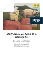 Program Winter Art 2016