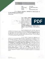 Víctor Chipana Condori- Agraviado solicita a la Fiscalía Ambiental respuesta sobre acumulación de carpetas fiscales